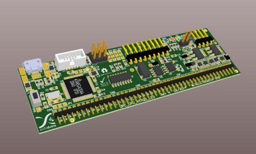 Archiduino CPU ATMega32U4
