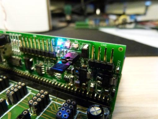 Archiduino - LEDs