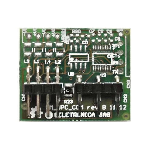 1WIRE/I2CBUS SnipCard - top