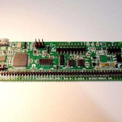 Archiduino CPU ATMega1284 - front